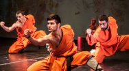 """Θεατρική παράσταση """"Ο φύλακας/προστάτης της μονής Σαολίν"""""""